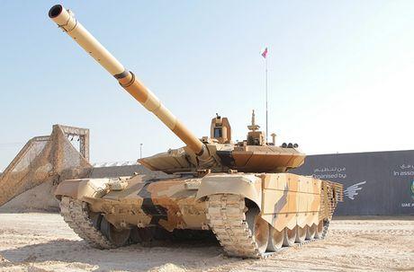 My-NATO se run so truoc dai phao moi cua Armata, T-90? - Anh 4