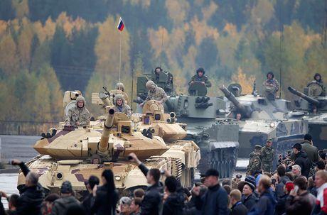 My-NATO se run so truoc dai phao moi cua Armata, T-90? - Anh 5
