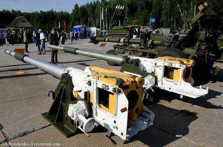 My-NATO se run so truoc dai phao moi cua Armata, T-90? - Anh 6