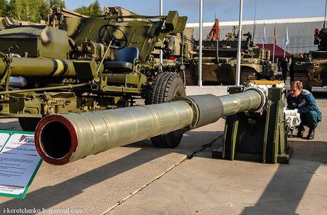 My-NATO se run so truoc dai phao moi cua Armata, T-90? - Anh 7