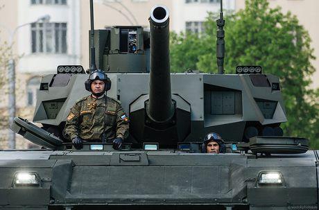 My-NATO se run so truoc dai phao moi cua Armata, T-90? - Anh 8