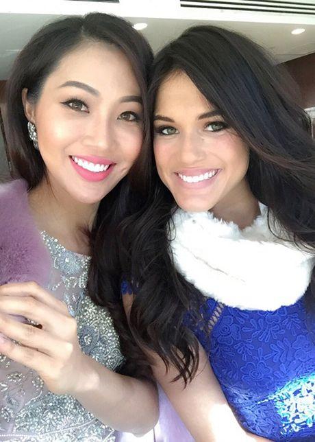 Ngam trang phuc truyen thong cua Dieu Ngoc tai Miss World 2016 - Anh 8