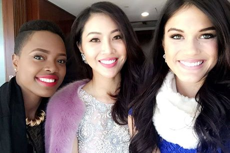 Ngam trang phuc truyen thong cua Dieu Ngoc tai Miss World 2016 - Anh 9
