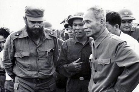 Hoc gia Nga ca ngoi quan he dac biet Viet Nam-Cuba - Anh 1