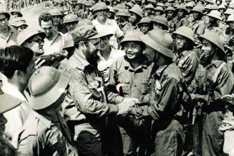 Hoc gia Nga ca ngoi quan he dac biet Viet Nam-Cuba - Anh 2