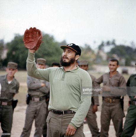 Anh lich su it nguoi biet ve lanh tu Fidel Castro (2) - Anh 10