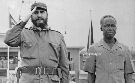 Anh lich su it nguoi biet ve lanh tu Fidel Castro (2) - Anh 11