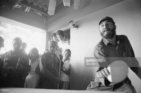 Anh lich su it nguoi biet ve lanh tu Fidel Castro (2) - Anh 1