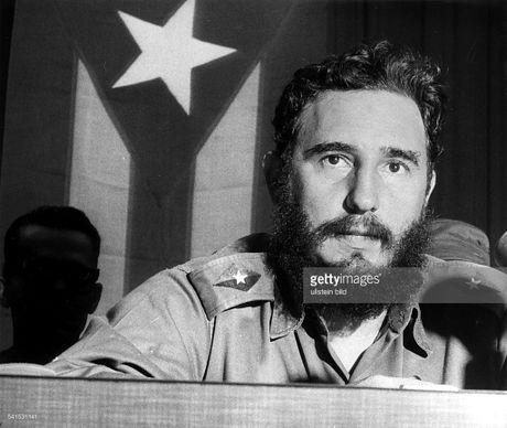 Anh lich su it nguoi biet ve lanh tu Fidel Castro (2) - Anh 3