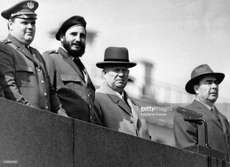 Anh lich su it nguoi biet ve lanh tu Fidel Castro (2) - Anh 4