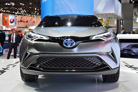 Top 7 mau xe oto tot nhat Chau Au nam 2016 - Anh 17