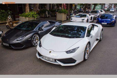 Minh Nhua mang sieu xe McLaren 16 ty 'do suc' Lamborghini - Anh 2