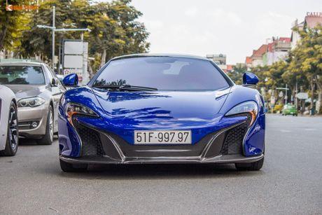 Minh Nhua mang sieu xe McLaren 16 ty 'do suc' Lamborghini - Anh 3