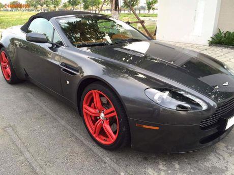 'Hang doc' Aston Martin V8 gia hon 3 ty dong tai VN - Anh 1