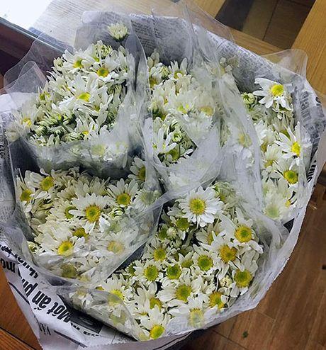Xem chi em Ha Thanh cam cuc hoa mi ruc ro mot goc nha - Anh 10