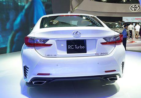 Ve Viet Nam, Lexus RC 2017 chot gia 3 ty dong - Anh 3
