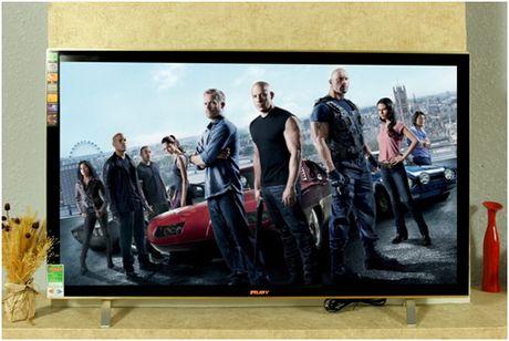 TV Ruby 5068/2 3S TV man hinh cuong luc dau tien tai Viet Nam - Anh 2