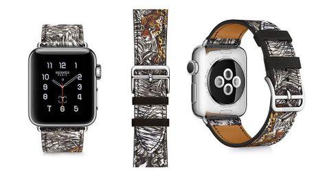 Hermes ra mat san pham moi danh cho Apple Watch - Anh 1