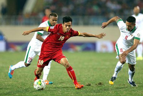 AFF Cup 2016: Indonesia ban 27 ngan ve ban ket luot di voi tuyen Viet Nam - Anh 1