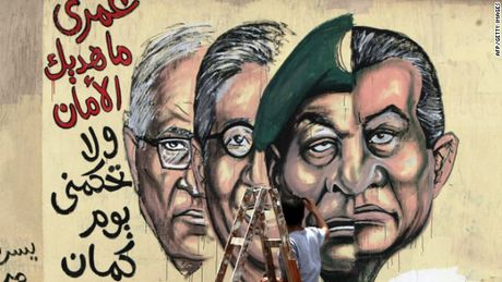 Nhung buc tuong tranh graffiti day mau sac tai Ai Cap - Anh 4