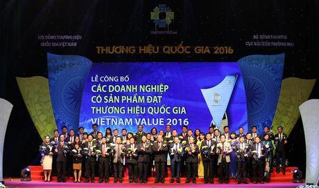 Chu tich nuoc: Doanh nghiep phai bam sat gia tri Thuong hieu quoc gia - Anh 2