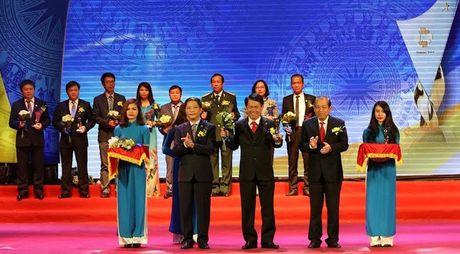 Chu tich nuoc: Doanh nghiep phai bam sat gia tri Thuong hieu quoc gia - Anh 3