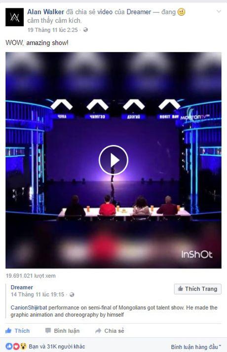 Alan Walker nga mu than phuc truoc ban Dance Cover tuyet dinh cua Faded - Anh 4