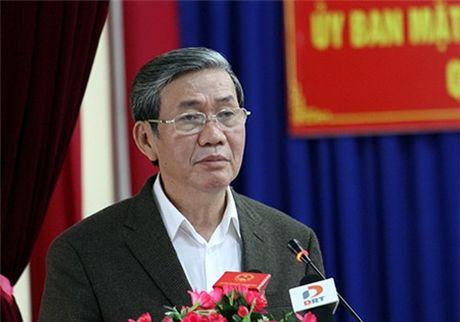 Thuong truc Ban Bi thu: 'Uy ban kiem tra dang lam ro trach nhiem ong Vo Kim Cu' - Anh 2