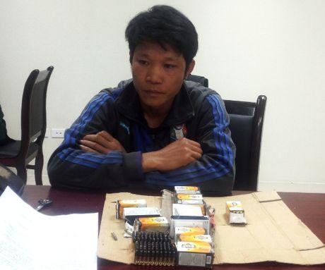 Bat vu van chuyen 700 vien dan tu Lao ve Viet Nam - Anh 2