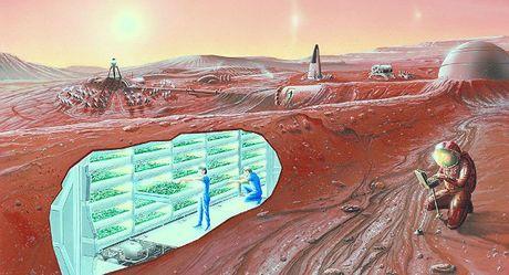 NASA huong dan bao ve Trai Dat khoi vi sinh vat ngoai hanh tinh - Anh 1