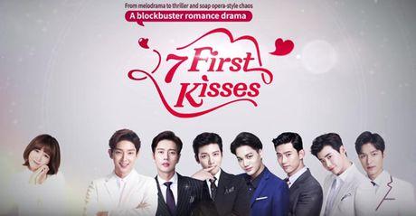 "7 my nam ""hot"" nhat Han Quoc hoi tu tai trailer ""7 first kisses"" - Anh 1"