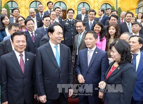 Bam sat cac muc tieu cua Chuong trinh Thuong hieu Quoc gia - Anh 1