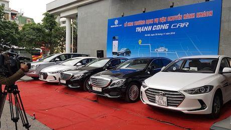 """Trien khai dich vu van tai """"Thanh cong car"""" - Anh 2"""