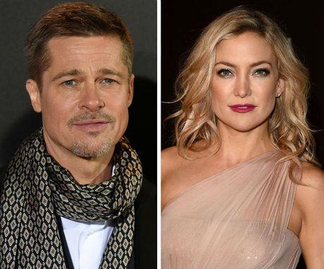 Nguoi dep dinh tin don ngoai tinh voi Brad Pitt duoc cho la sanh ngang voi Angelina - Anh 2