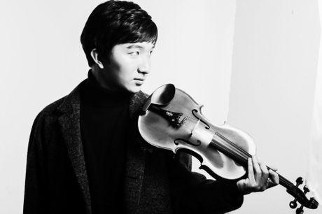 Diva Ha Tran ve Viet Nam de 'hen ho' voi nghe si violin Hoang Rob? - Anh 2