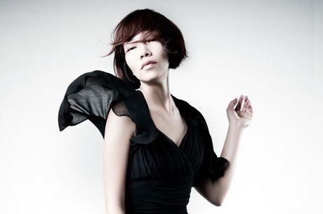 Diva Ha Tran ve Viet Nam de 'hen ho' voi nghe si violin Hoang Rob? - Anh 6