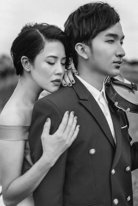 Diva Ha Tran ve Viet Nam de 'hen ho' voi nghe si violin Hoang Rob? - Anh 7