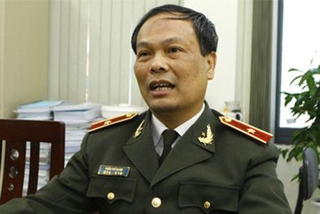 Dung thiet bi thong minh kiem tra xe chinh chu: Bo Cong an len tieng - Anh 1