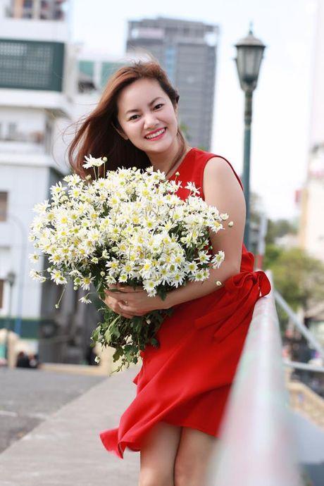 Xon xang ngam cuc hoa mi giua nang phuong Nam - Anh 2