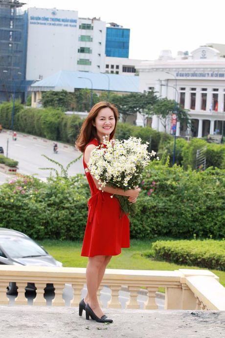Xon xang ngam cuc hoa mi giua nang phuong Nam - Anh 3