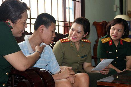 Phu nu Bo Cong an gop phan thuc hien thang loi trong thoi ky moi - Anh 1