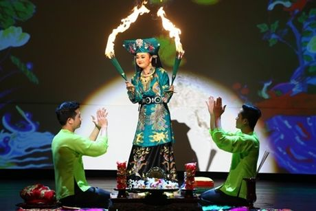 Thuc hanh tin nguong tho Mau Tam phu cua nguoi Viet duoc UNESCO xem xet ghi danh - Anh 1