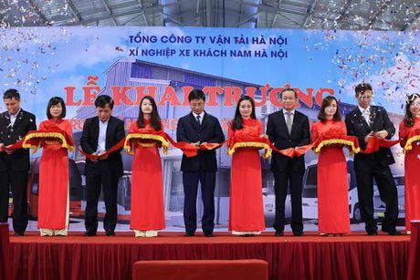 Ha Noi co them Trung tam dang kiem xe co gioi - Anh 1