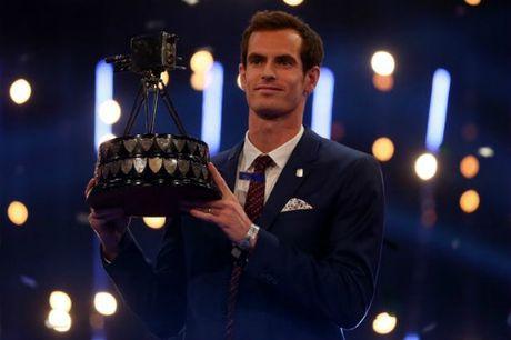 VDV xuat sac nhat Anh quoc: Murray dau Bale & nha VD Olympic - Anh 2