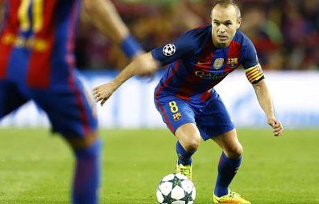 Sieu kinh dien Barca – Real: Iniesta da chinh, Messi bi kiem tra doping - Anh 1