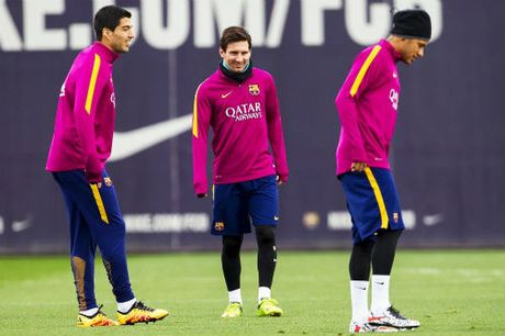 Sieu kinh dien Barca – Real: Iniesta da chinh, Messi bi kiem tra doping - Anh 2