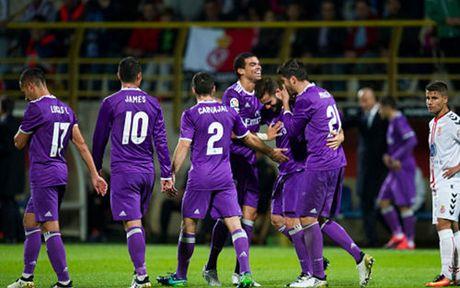 Real Madrid - Cultural: Buoc dem toi Sieu kinh dien - Anh 1