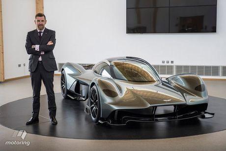 Sieu xe dat nhat the gioi Aston Martin AM-RB 001 co gi dac biet? - Anh 1