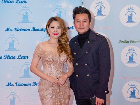 Thanh Thao lam giam khao cuoc thi hoa hau tai My - Anh 10