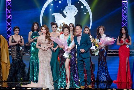 Thanh Thao lam giam khao cuoc thi hoa hau tai My - Anh 5